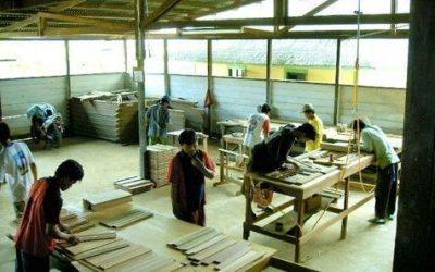 Asia: Woodwaste